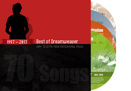 Best of Dreamweaver, 70 Instrumental Electronica Tracks