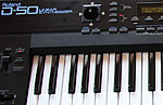 Roland Synthesizer D-50
