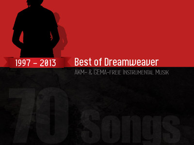 Best of Dreamweaver, 4-fach Audio-CD Box