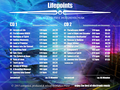 Lifepoints Inlay